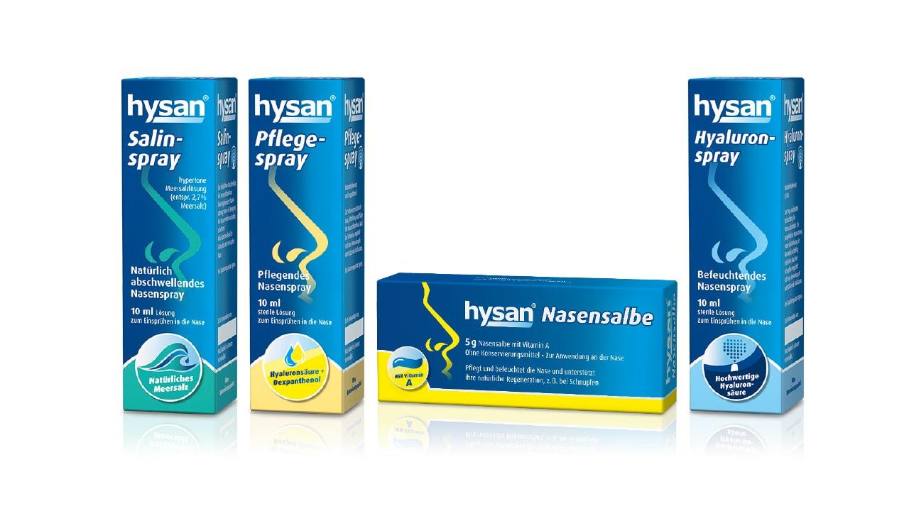 hysan Packshots